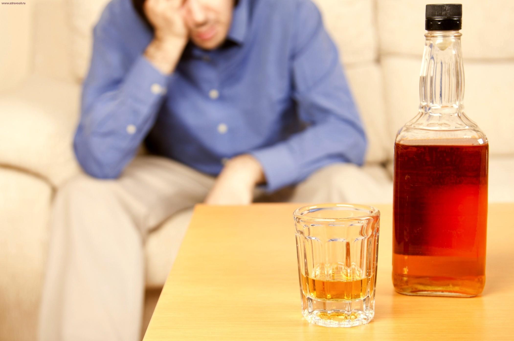 Лечить алкоголизм в домашних условиях